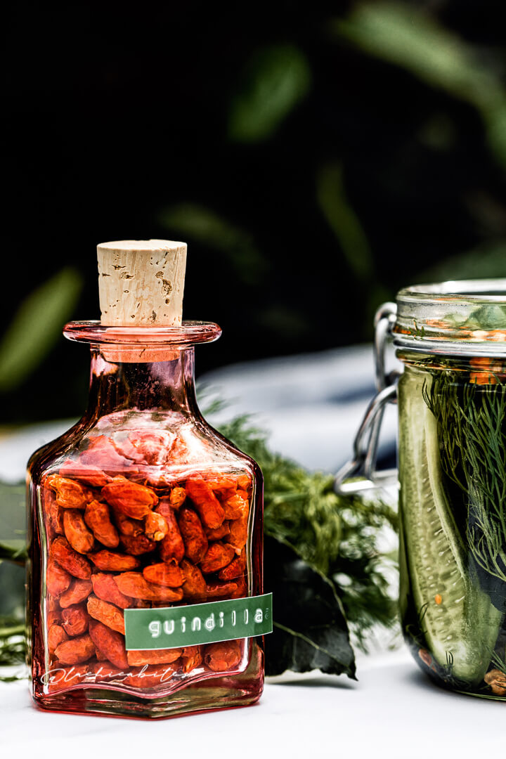 Cayenne peppers for the best homemade pickles